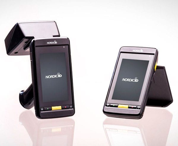 Handheld RFID Reader by Nordic ID  Discover Nordic ID Medea