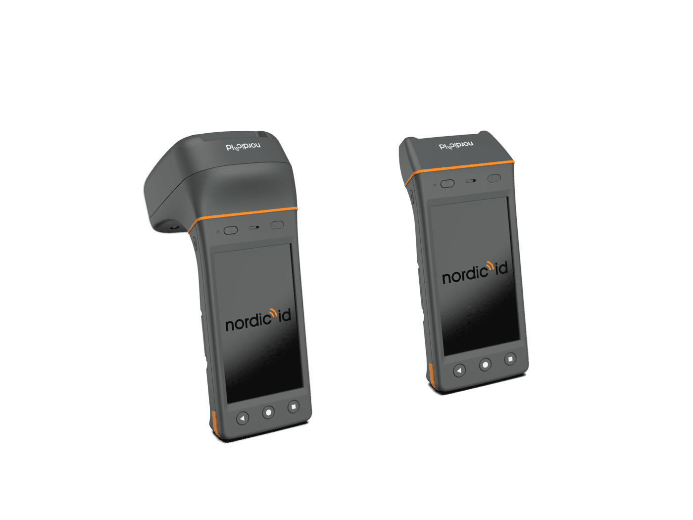 Nordic ID HH83 portable reader for UHF RFID and bacode data collection