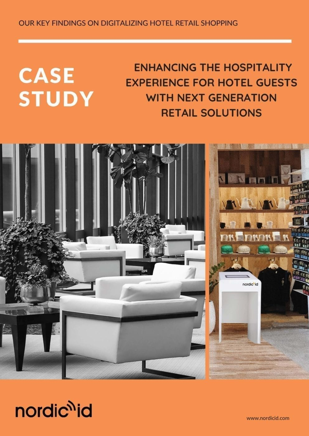 Nordic ID Hotel Retail Case Study