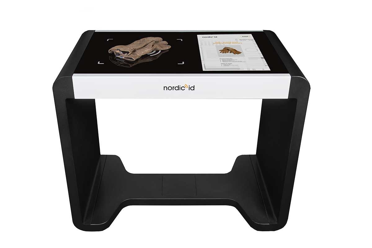 Nordic-ID-Infokiosk-interactive-info-desk-with-real-time-inventory-and-branded-content-display