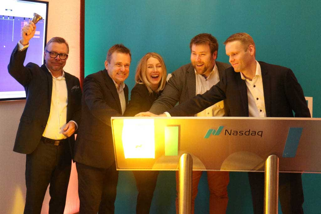 Nordic ID Nasdaq First North