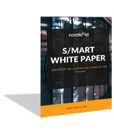 unmanned store automated shop Nordic ID S/MART White Paper