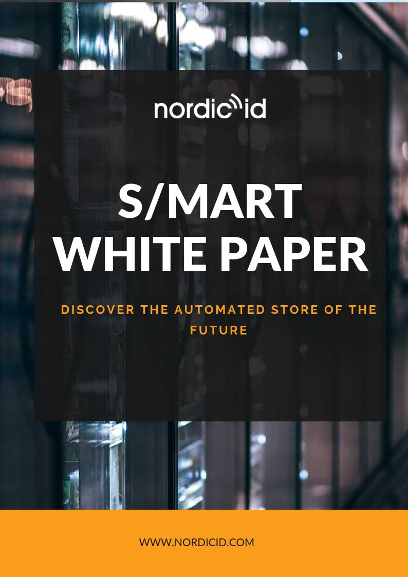 Nordic ID S/MART White Paper unmanned store white paper automated store white paper