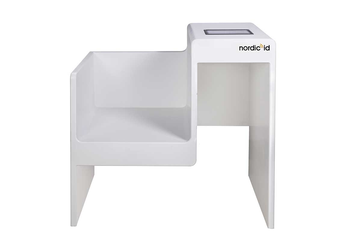 Nordic-ID-Self-checkout-RFID-technology