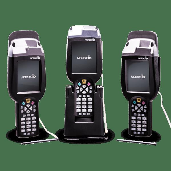 Nordic ID Merlin handheld terminal